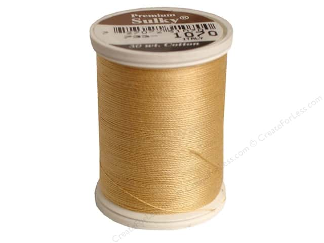 Sulky Cotton Thread 30 wt. 500 yd. #1070 Gold