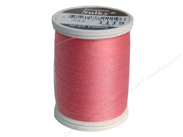 Sulky Cotton Thread 30 wt. 500 yd. #1119 Dark Mauve