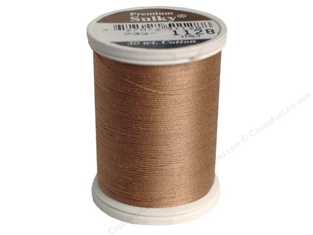 Sulky Cotton Thread 30 wt. 500 yd. #1082 Dark Ecru