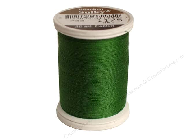 Sulky Cotton Thread 30 wt. 500 yd. #1175 Dark Avocado