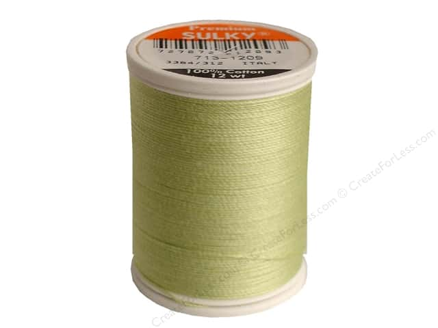 Sulky Cotton Thread 12 wt. 330 yd. #1209 Light Avocado