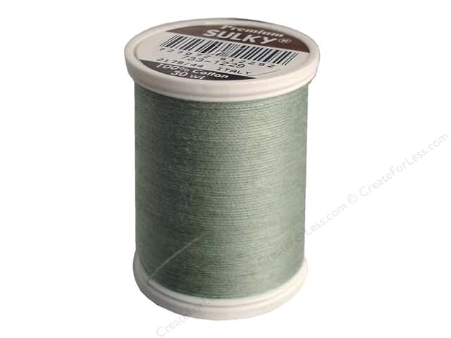 Sulky Cotton Thread 30 wt. 500 yd. #1229 Light Putty