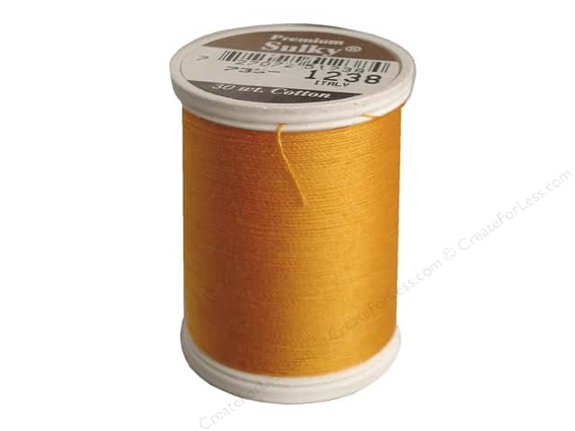 Sulky Cotton Thread 30 wt. 500 yd. #1238 Orange Sunrise