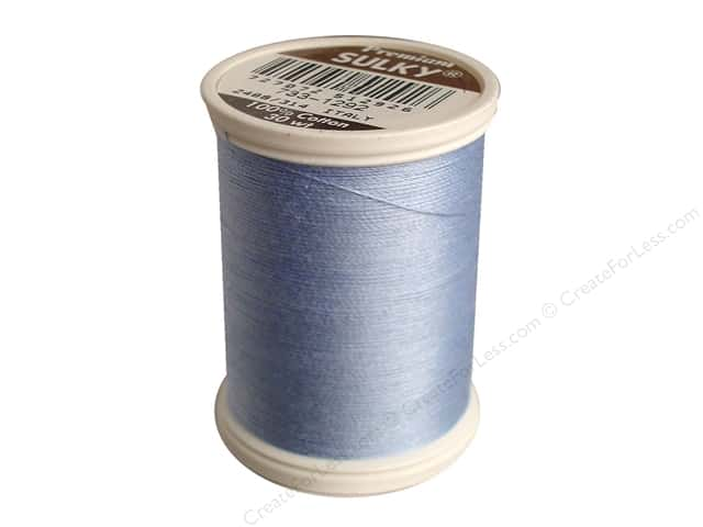 Sulky Cotton Thread 30 wt. 500 yd. #1292 Heron Blue