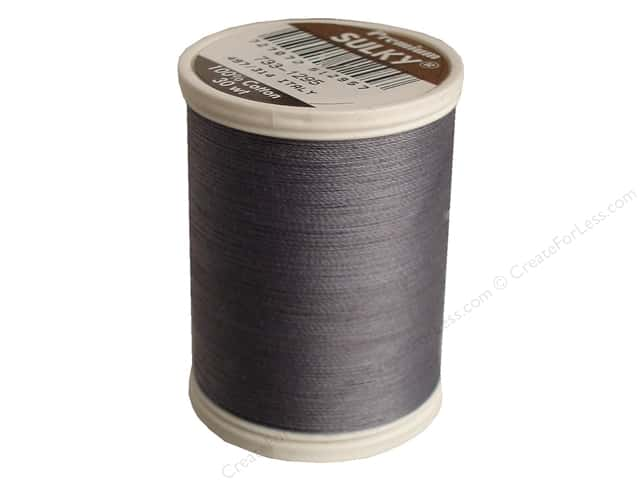 Sulky Cotton Thread 30 wt. 500 yd. #1295 Sterling