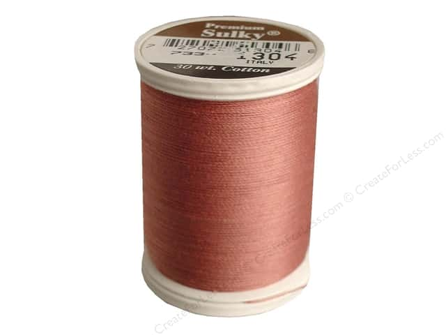 Sulky Cotton Thread 30 wt. 500 yd. #1304 Dewberry