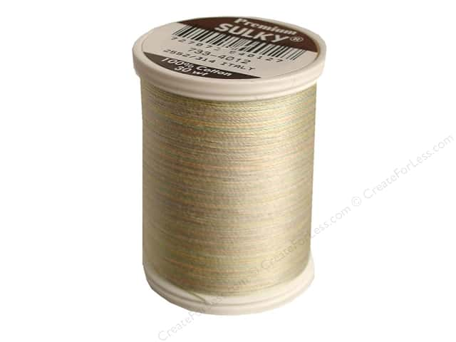 Sulky Blendables Cotton Thread 30 wt. 500 yd. #4012 Baby Soft