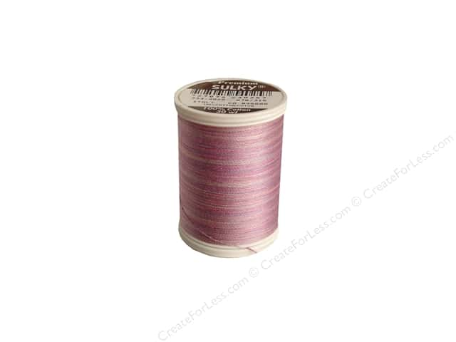 Sulky Blendables Cotton Thread 30 wt. 500 yd. #4025 Hydrangea