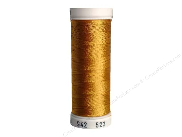 Sulky Rayon Thread 40 wt. 250 yd. #523 Autumn Gold