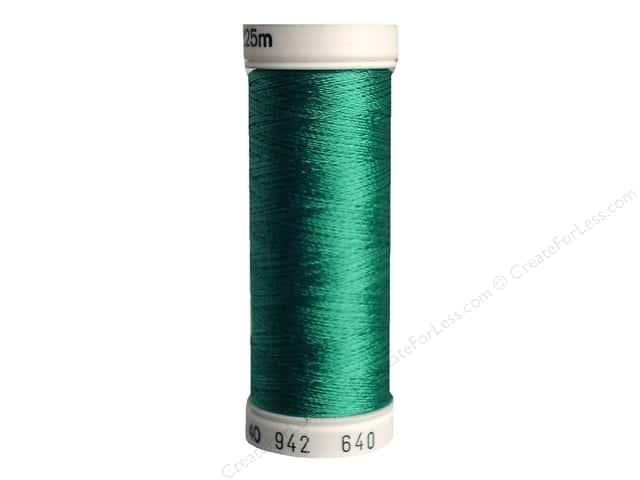 Sulky Rayon Thread 40 wt. 250 yd. #640 Medium Aqua