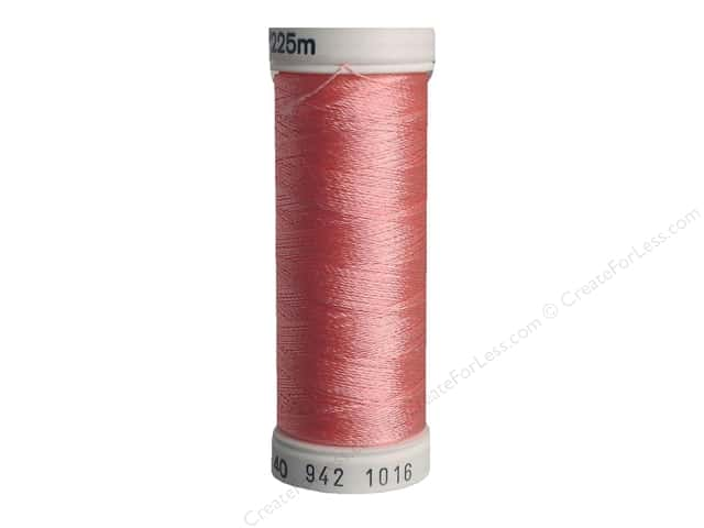 Sulky Rayon Thread 40 wt. 250 yd. #1016 Pastel Coral