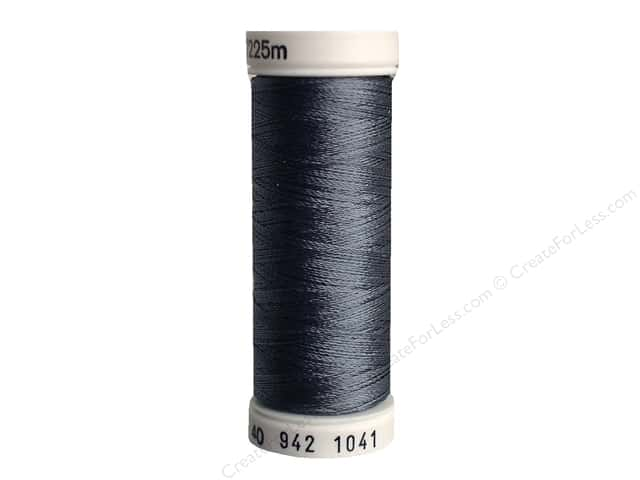 Sulky Rayon Thread 40 wt. 250 yd. #1041 Medium Dark Grey