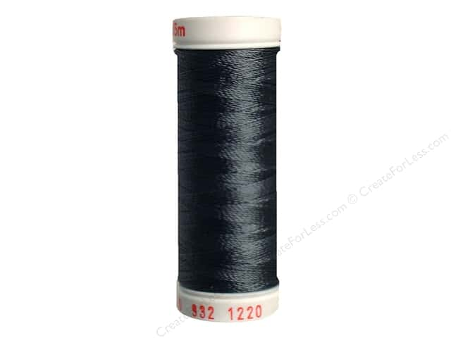 Sulky Rayon Thread 30 wt. 180 yd. #1220 Charcoal Grey