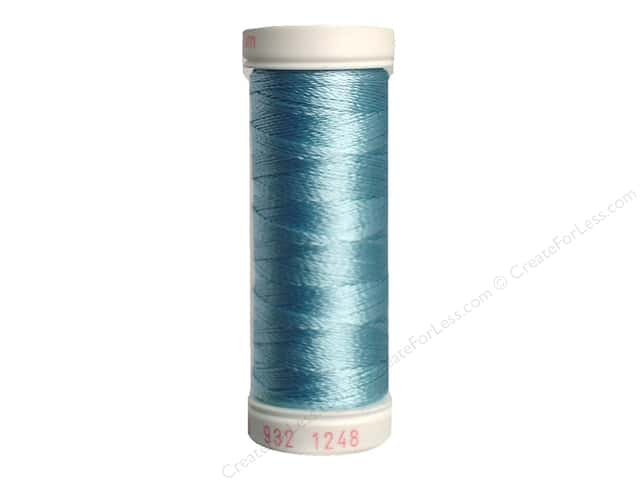 Sulky Rayon Thread 30 wt. 180 yd. #1248 Medium Pastel Blue
