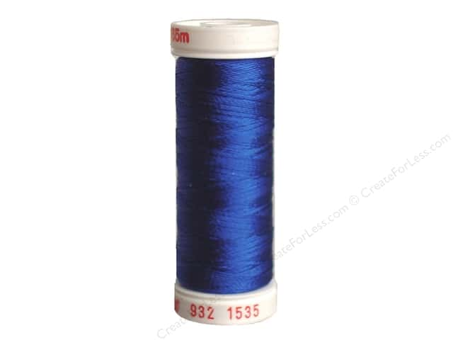 Sulky Rayon Thread 30 wt. 180 yd. #1535 Team Blue