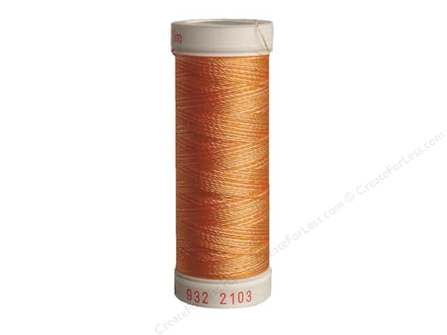 Sulky Rayon Thread 30 wt. 180 yd. #2103 Oranges