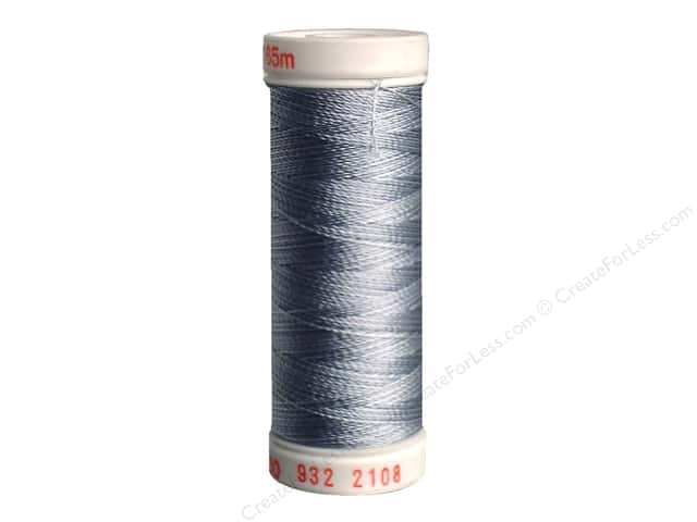 Sulky Rayon Thread 30 wt. 180 yd. #2108 Variegated Greys/Silvers