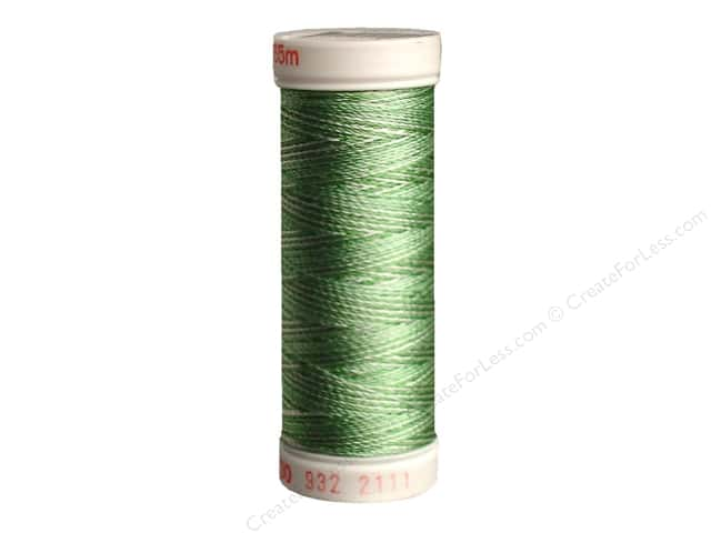 Sulky Rayon Thread 30 wt. 180 yd. #2111 Grass Greens