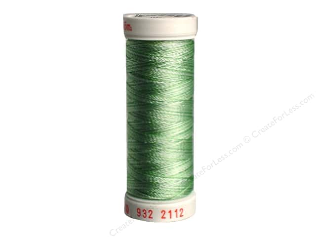 Sulky Rayon Thread 30 wt. 180 yd. #2112 Mint Greens