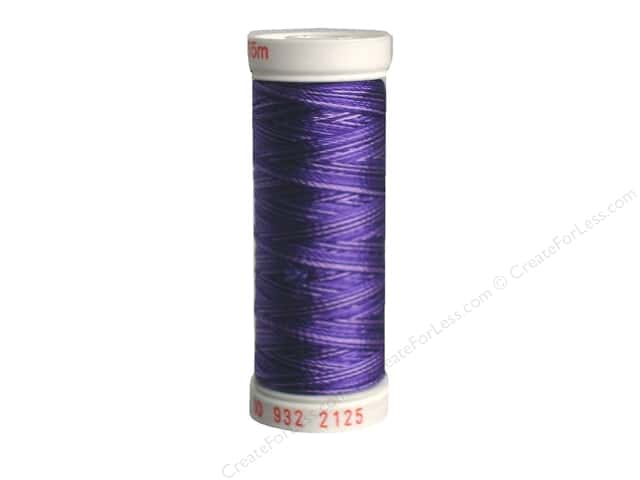 Sulky Rayon Thread 30 wt. 180 yd. #2125 Royal Purples