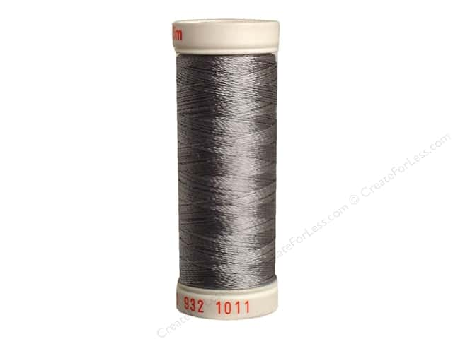 Sulky Rayon Thread 30 wt. 180 yd. #1011 Steel Grey