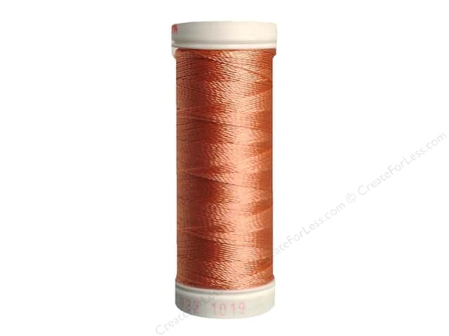 Sulky Rayon Thread 30 wt. 180 yd. #1019 Peach