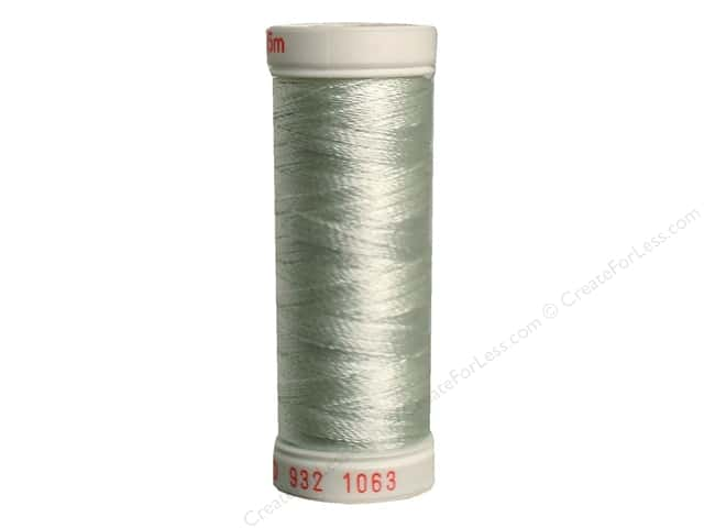 Sulky Rayon Thread 30 wt. 180 yd. #1063 Pale Yellow Green