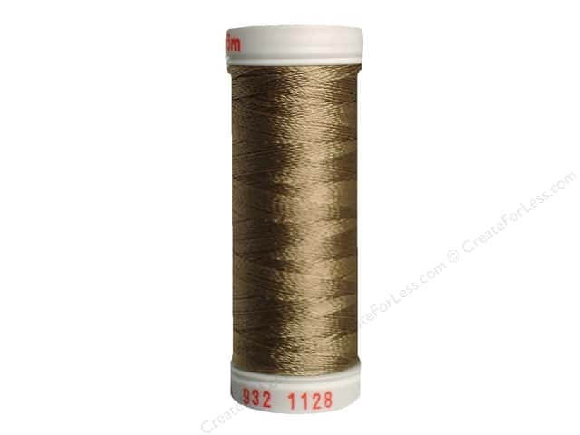 Sulky Rayon Thread 30 wt. 180 yd. #1128 Dark Ecru