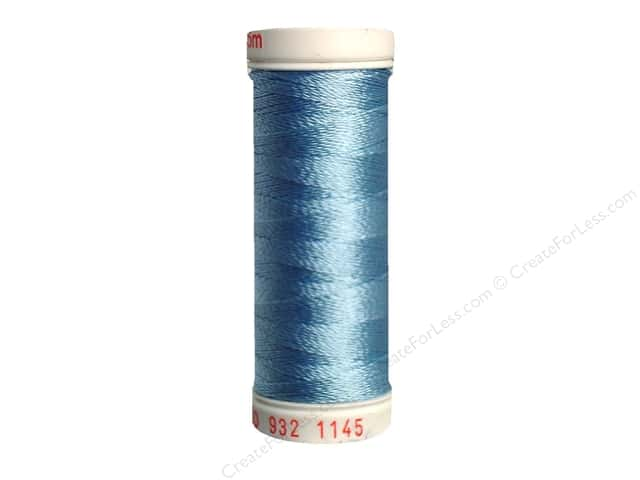Sulky Rayon Thread 30 wt. 180 yd. #1145 Powder Blue