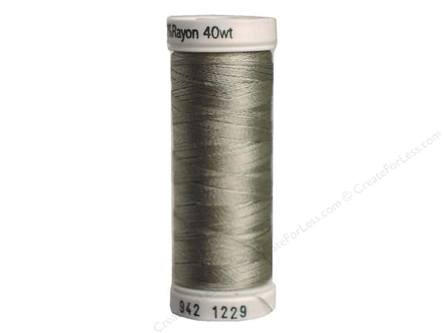 Sulky Rayon Thread 40 wt. 250 yd. #1229 Light Putty