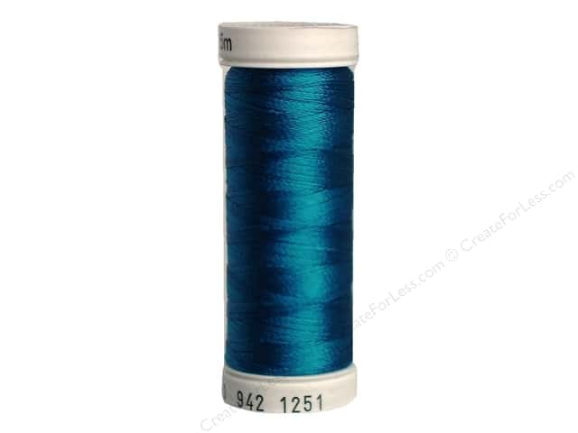 Sulky Rayon Thread 40 wt. 250 yd. #1251 Bright Turquoise