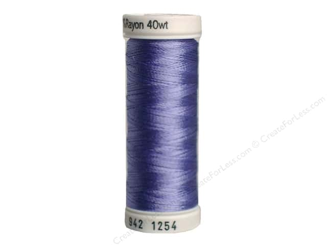Sulky Rayon Thread 40 wt. 250 yd. #1254 Dusty Lavender