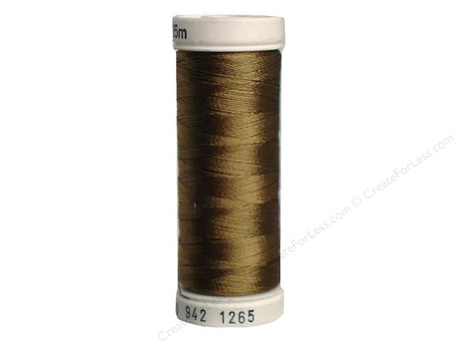 Sulky Rayon Thread 40 wt. 250 yd. #1265 Burnt Toast