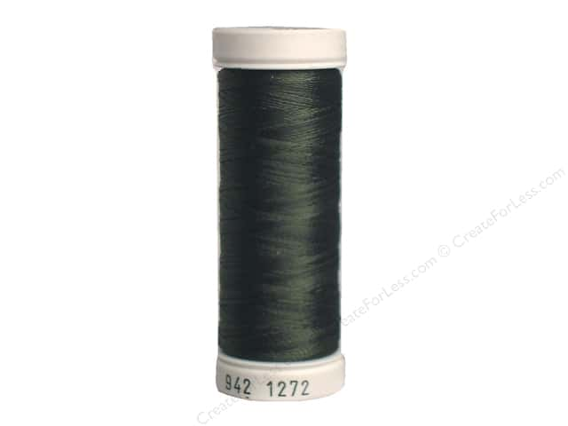 Sulky Rayon Thread 40 wt. 250 yd. #1272 Hedge Green