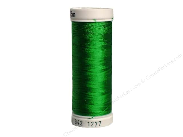 Sulky Rayon Thread 40 wt. 250 yd. #1277 Ivy Green