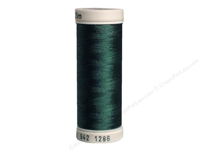 Sulky Rayon Thread 40 wt. 250 yd. #1286 Dark French Green