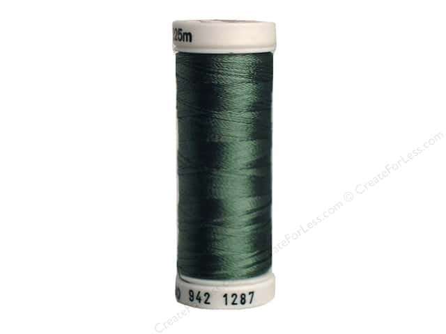 Sulky Rayon Thread 40 wt. 250 yd. #1287 French Green