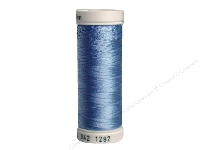 Sulky Rayon Thread 40 wt. 250 yd. #1292 Heron Blue