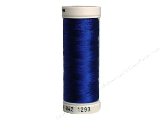 Sulky Rayon Thread 40 wt. 250 yd. #1293 Deep Nassau Blue