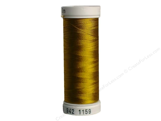 Sulky Rayon Thread 40 wt. 250 yd. #1159 Temple Gold