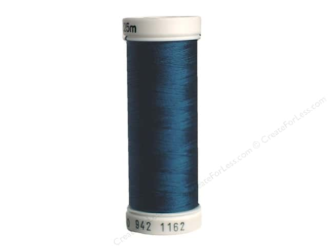Sulky Rayon Thread 40 wt. 250 yd. #1162 Deep Teal