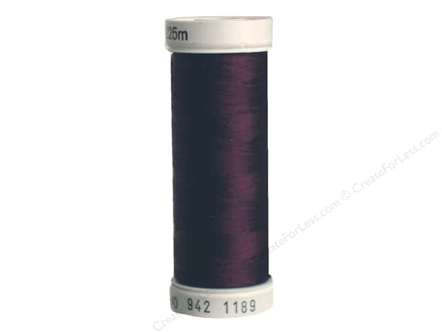 Sulky Rayon Thread 40 wt. 250 yd. #1189 Dark Chestnut