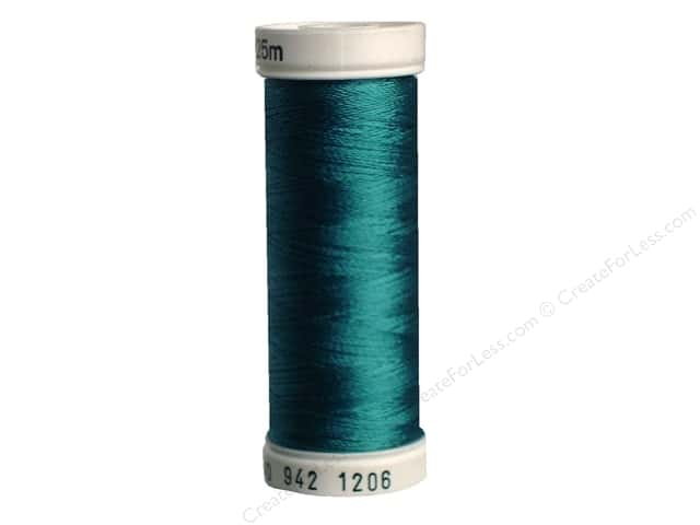 Sulky Rayon Thread 40 wt. 250 yd. #1206 Dark Jade