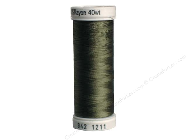 Sulky Rayon Thread 40 wt. 250 yd. #1211 Light Khaki