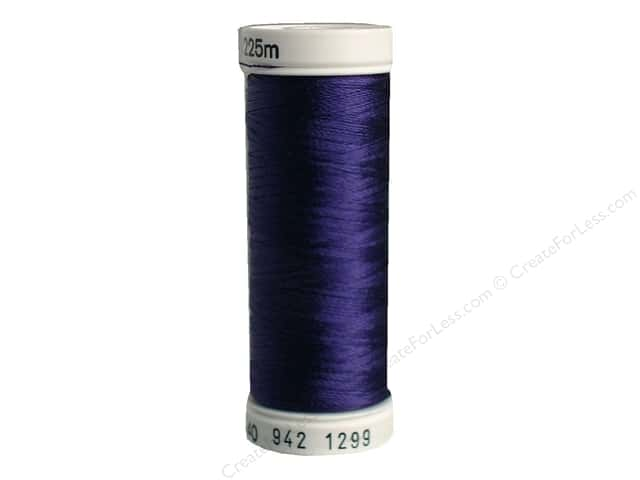 Sulky Rayon Thread 40 wt. 250 yd. #1299 Purple Shadow