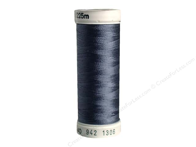 Sulky Rayon Thread 40 wt. 250 yd. #1306 Gun Metal Grey