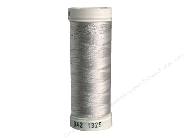 Sulky Rayon Thread 40 wt. 250 yd. #1325 Whisper Grey