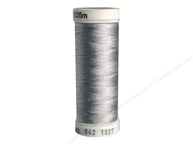 Sulky Rayon Thread 40 wt. 250 yd. #1327 Dark Whisper Grey