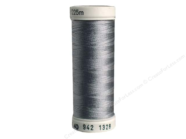 Sulky Rayon Thread 40 wt. 250 yd. #1328 Nickel Grey