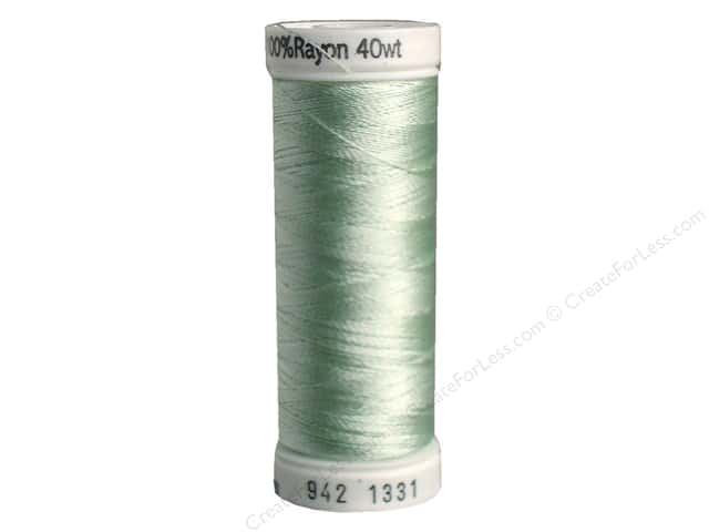 Sulky Rayon Thread 40 wt. 250 yd. #1331 Pale Green